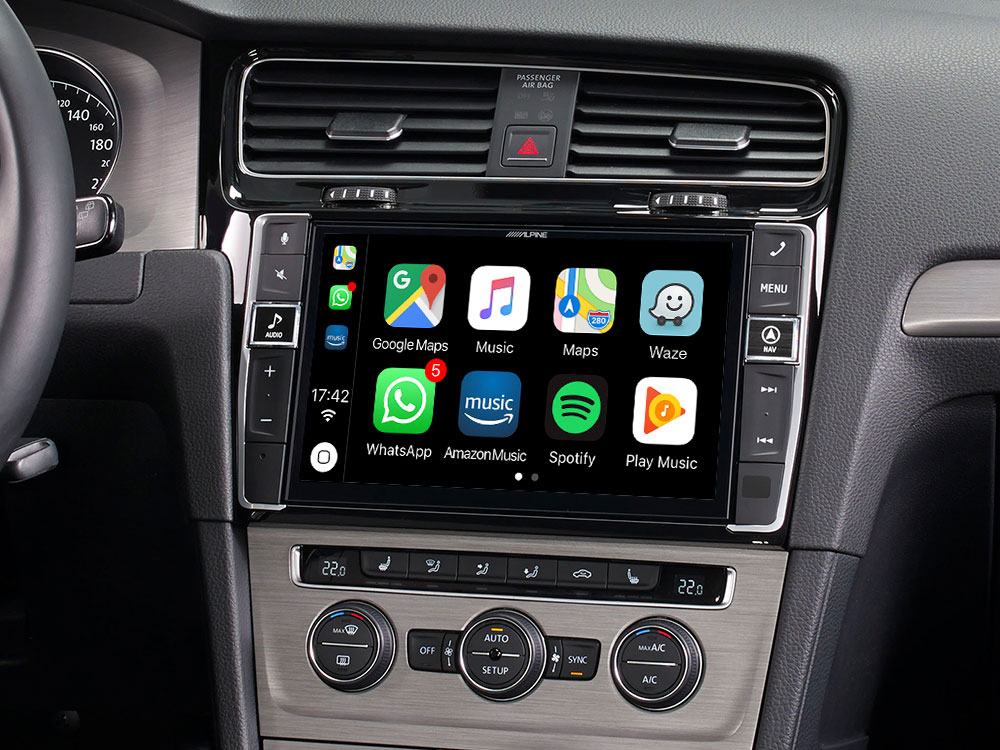 Apple Carplay dans iOS